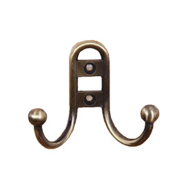 Wholesale decorative wall hooks wholesale - Retro Living Room Bedroom Clothes Scarves & Hats Hooks Wall Decorative Hooks Key Decorated Kitchen Bathroom Towels