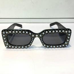 37de97013d Brand Designer Sunglasses High Quality Metal Hinge Sunglasses GG0072 Men  Glasses Women Sun glasses lens Unisex with Original cases and box