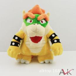 17cm poupée en peluche peluche Super Mario Bowser Bowser Super Mario jouets en peluche Koopa Bowser ? partir de fabricateur