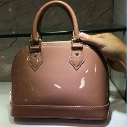 Wholesale Handbags Bb - ALMA BB PM women handbags high quality new arrival designer brand shoulder bags cross body messenger bag tote bags fashion bolsa feminina