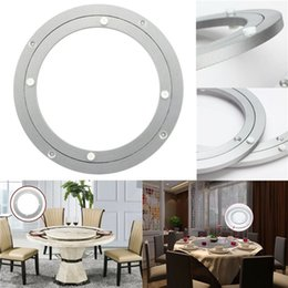 200mm Round Dining-table Turntable Bearing Lazy Susan Aluminum Bearing