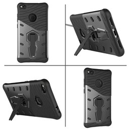 Wholesale Rotation Case - For Huawei honor P8 Lite 6X Mate9 6c Mate 10 2017 Rugged Hybrid Armor Bracket Case 360 degree rotation kickstand Holster Protective Cover