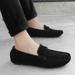 2018 mocassin schuhe NORDMARCH Mode Mann Schuhe 2018 Atmungsaktive Herren  Loafers Leder Slip-On Schuhe 984080aaef