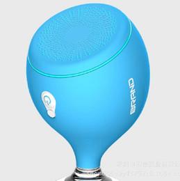 Wholesale Super Sucker - Bathroom sucker Bluetooth speaker whale floating Super waterproof colorful creative Bluetooth speakers