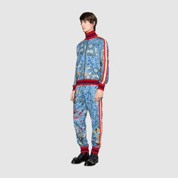 Wholesale Running Sweat Suit - Men Sets jacket + Pants 2018 Brand New Autumn winter sweatshirt tracksuit sweat suits men coats jackets Casual sweatshirts