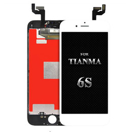 Iphone grade aaa en Ligne-Grade AAA 100% testé A +++ Tianma Écran LCD haute qualité avec écran tactile Digitizer Assembly pour iPhone 6s 6S + Plus sans pixels morts