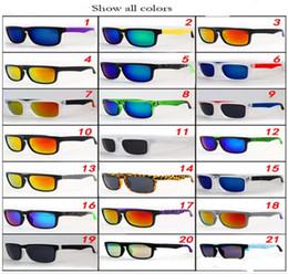 farbblock frauen Rabatt Markendesigner Spioniert Ken Block Helm Sonnenbrille Männer Frauen Unisex Outdoor Sports Sunglass Full Frame Eyewear 21 Farbe
