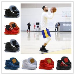 2019 meisterschaft schuhe neue 2018 Designer Schuhe Stephen Curry 5 Basketball Schuhe steph Männer Gold Championship MVP Finale Sport Training Turnschuhe Run Schuhe Größe 7-12 günstig meisterschaft schuhe