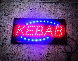 2019 benutzerdefinierte buchstaben zeichen Elektronisches KEBAB LED Zeichen führte bewegliches Zeichen