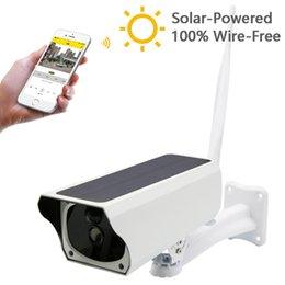 Nueva cámara de seguridad de 2MP Control remoto inalámbrico Sistema de alarma por video solar WIFI 18Oct26 desde fabricantes