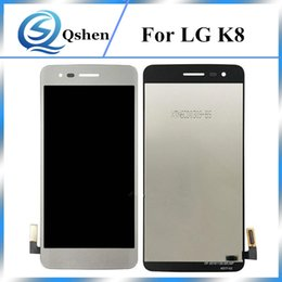 Wholesale Factory Replacement Parts - Factory Wholesale Original Quality Replacement Parts Touch Screen Digitizer Complete Assembly Lcd Display For LG K8