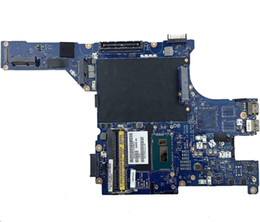 Wholesale Motherboard I5 Laptop - For Dell Latitude E5440 Laptop Motherboard w  Intel i5-4300U 1.9Ghz CPU LA-9832P CN-0C4F9T C4F9T DDR3 Notebook System Board