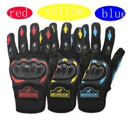 Fahrrad-Reitwarme Handschuhe im Freiensport-Stoßdämpfer-Silikon-stoßsichere Boxhandschuhe Alle laufenden Ritter-langen Handschuhe von Fabrikanten