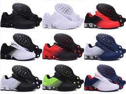 Wholesale White Snow - Hot Selling 16Color Drop Shipping Wholesale Famous DELIVER OZ NZ Mens Athletic Sneakers Sports Running Shoes Size 7-12