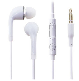 Wholesale Galaxy S3 Sale - Hot Sale!!! Stereo Earphones 3.5mm In-Ear Earbuds Super Bass Headset With Mic For GALAXY S3 S4 S5 Note3 4 5