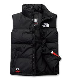 ccbd816f482e2 2019 polo wear Clássico de marcas de luxo de moda LOGOTIPO Polo Men down  Vest Casaco