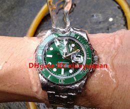 Wholesale dive eta - Noob Factory V7 116610 116610LN Men's wristwatch Swiss Eta 2836 movement Ceramic bezel luminous function calendar dive watch steel watch