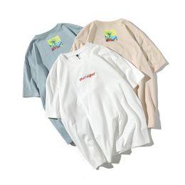 Wholesale Basic T Shirt Men - New Fashion Kanye Vintage Printing Casual T Shirt Men Crew Neck Short Sleeves T-shirt Summer Cotton Basic Wear