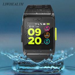 montres couleur cool Promotion Cool Color Sport GPS Montre Smart Watch Bracelet IP68 Moniteur de fréquence cardiaque GPS Tracker Activité Hommes / Femmes Watch Pour / Xiaomi / Lenovo