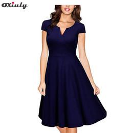 2018 Womens Dress Formal V Neck Casual Desgaste do Escritório Trabalhando Bodycon Na Altura Do Joelho A-line Slim fit Vestidos de Fornecedores de jaqueta de vestido vermelho senhoras
