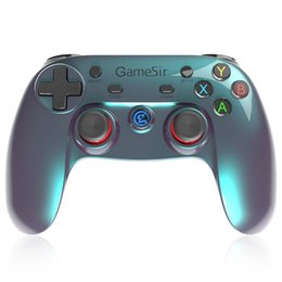 GameSir G3v Controller wireless Bluetooth ad alta sensibilità a risposta rapida per telefono mobile TV Box Tablet Giochi per PC Joystick Gamepad cheap mobile response da risposta mobile fornitori