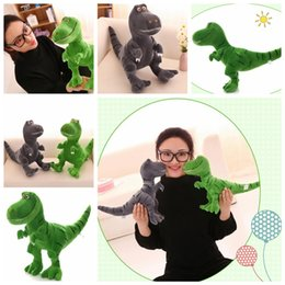 30cm Dinosaur Doll cartoon Plush Toys Dinosaur Pillow Rag Doll Valentine Day Christmas kids Gift home decor Novelty Items FFA1034 20PCS inexpensive ...