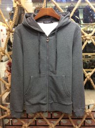 Wholesale Black Hedge - BS05 new style men's hoodie - high quality men's denim jacket - hedge fleece classic - coat sport suit jacket