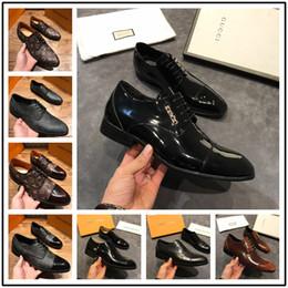 scarpe di cuoio importate Sconti 2018 Men Flat Shoes Mocassini da uomo in  pelle crosta qualità 90d1a600eac