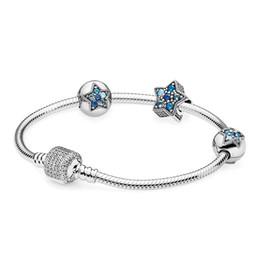 Bright Armband Silber Hellblau Jewelry & Watches Wristbands