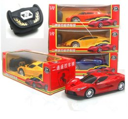 Wholesale Radio Controlled Cars Kids Toys - Electric Toy Car 1 24 Drift Speed Radio Remote control RC RTR Truck Racing Car Toy Gift Kids Toys