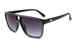 Lunettes de soleil à la mode en Ligne-Luxe de haute qualité Nouveaux hommes et femmes à travers les lunettes de soleil crocodile 2384 lunettes de soleil à la mode