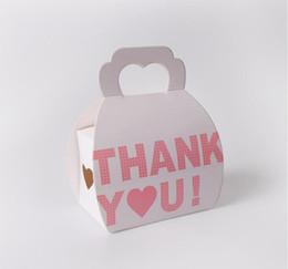 Argentina Gracias logo bolsa de papel fiesta aniversario Acción de gracias graduación caja de regalo galleta galleta maquillaje bolso barato dulces suministros al por mayor Suministro