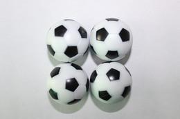 jogo guarda-chuva Desconto Foosball Futebol De Mesa Bola De Futebol De Plástico Futebol Fussball Soccerball Presentes Esportivos Rodada Jogos Cobertos 36mm Com Alta Qualidade