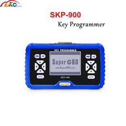skp schlüsselprogrammierer Rabatt 100% Original Super OBD SKP-900 Handheld OBD2 für immer kostenloses Online-Auto-Programmierer SKP 900