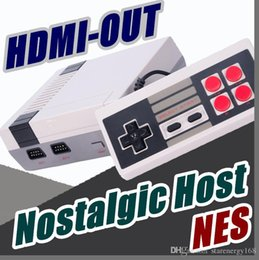 Wholesale hd games for pc - Free ship USA Coolbaby HD HDMI Out Retro Classic Game TV Video Handheld Console Entertainment System Classic Games For NES Mini PC F-JY
