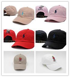 Scarpa auto online-Top Fashion Unisex Cap Fashion Golf Classic Cappelli da baseball Poliestere regolabile Plain polo snapback bone Casquette outdoor sun dad hat