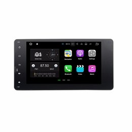 Wholesale mitsubishi car dvd player - Android 7.1 Car Radio DVD GPS Multimedia Head Unit Car DVD for Mitsubishi Outlander 2013 2014 With 2GB RAM Bluetooth WIFI Mirror-link