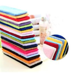 Tira a cor do cabelo on-line-New candy color Faixa de toalha Faixa de cabelo Exercício yoga / anel de cabelo / headband acessórios para o cabelo Headbands Esportes T4H0150