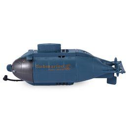 Wholesale Radio Fishing - Wireless Mini RC Submarine 777 - 216 Diving Floating 40MHz Remote Radio Control Pigboat Model Toy Fish Torpedo Design