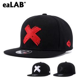eaLAB Snapback Caps Hip Hop Male Bone Baseball Cap Adult Snapback Men Women  Hat Female Band Rock Baseball Flat Hats Fitted cap inexpensive rock band  hats 8256d1568772