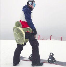 ef7079b5de13 turtle Ladybug Skiing Skating Protective Gear Buttocks Pads for Adults  Children Presaling Hip Padded Skiing Snowboard Protection KKA4174 skating  skiing hip ...