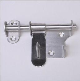 Wholesale Bolt Doors - Stainless Steel Security Door Bolts Turn Left or Right with Lock Bolts Lock Door Security Door Lever Action Latch KKA4195