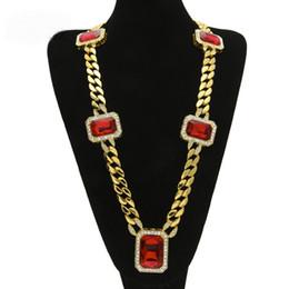 Hip-hop lisse chaîne cubaine cinq bijoux collier croix frontière marchandises chaudes hommes bijoux collier scintillant et luxe ? partir de fabricateur