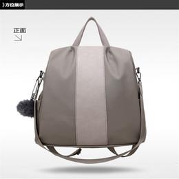 1a16c2fae6d89 Trend Rucksack College Wind Anti-Diebstahl Damentasche große Schulter  Schulter Schulter retro ultra weiche weibliche Tasche