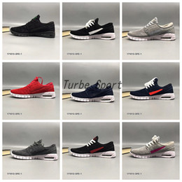 Wholesale Cheap Shoe Laces Free Shipping - Cheap Sale SB Stefan Janoski Shoes Running Shoes For Women Men,High Quality Athletic Sport Trainers Sneakers Shoe Size 36-45 Free Shipping