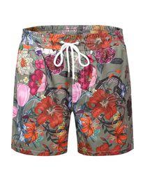 Wholesale snake swimwear - hot snake print BoardShorts Mens Summer g Beach Shorts Pants High-quality Swimwear Bermuda Male Letter Surf Life Men Swim Tiger Shorts