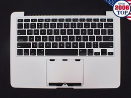 "Wholesale topcase macbook - For Macbook Pro Retina 13"" A1502 Topcase With Keyboard Upper Top Case Palmrest US Layout Late 2013 Mid 2014 661-8154"
