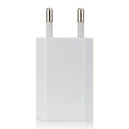 Canada Chargeur de téléphone USB Travel Moblie Téléphone UE Plug 5V 1A Adaptateur secteur mural pour iPhone pour iPad pour Sumsung Xiaomi Huawei Offre
