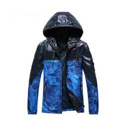 Wholesale Mens Luxury Jackets - New Men Jacket Coat With Letter Grass Print Luxury Designer Jackets Windbreaker Hooded AD Hoodie Long Sleeve Brand Mens Clothing S-XXL