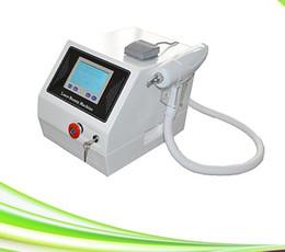 q comutado nd yag laser acne tratamento marca de nascença remover q comutada nd yag máquina a laser de